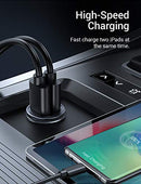 4.8A Mini Car Charger
