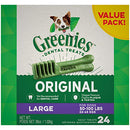 Greenies Original Large Dog Natural Dental Treats (50 -100 Lb Dogs)