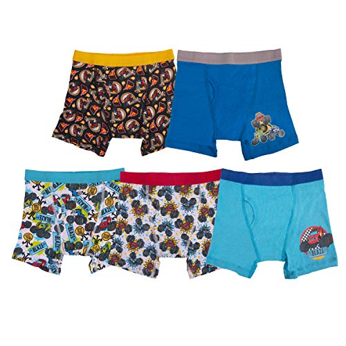 Nickelodeon Blaze and the Monster Machines Boys' Toddler 7pk Underwear