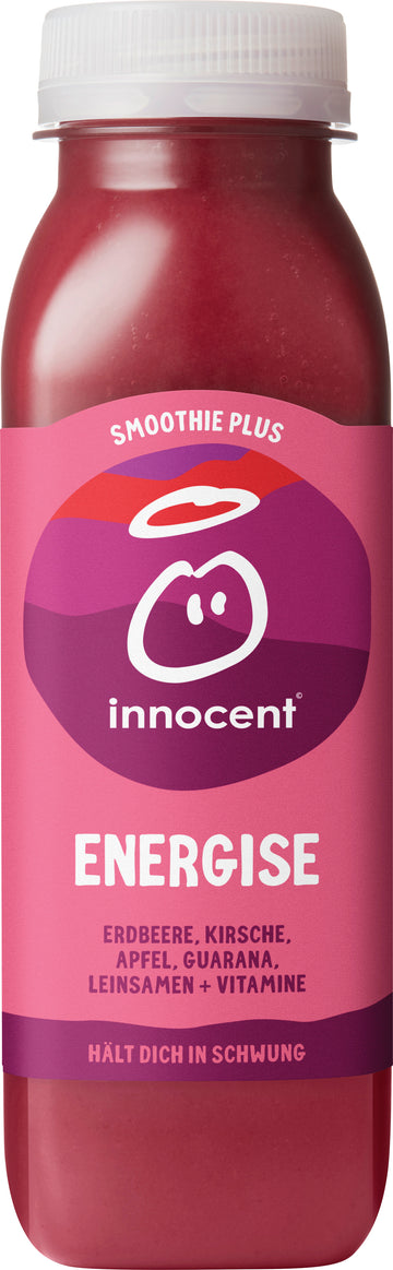 Innocent Smoothie Plus Energise 300Ml