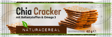 Naturacereal Chia Cracker 62G