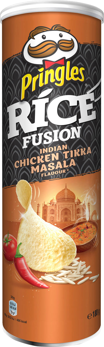 Pringles Rice Fusion Indian Chicken 180G