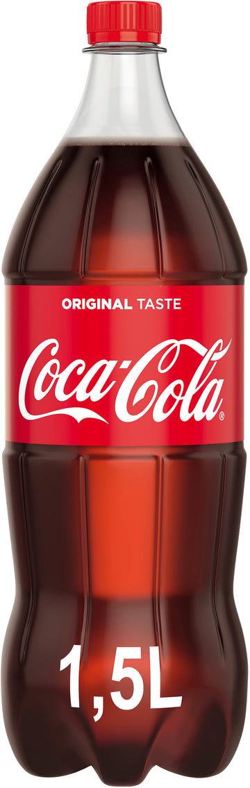 Coca Cola 1.5Lt Pet