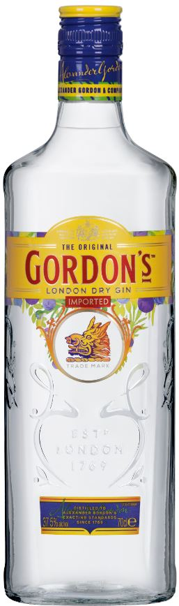 Gordon'S Gin London Dry 37.5% Vol. 70Cl