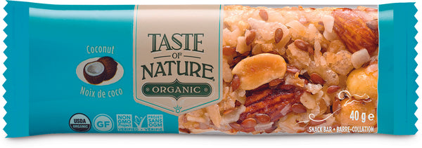 Taste Of Nature Coconut 40G