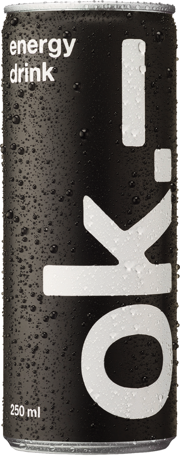 Ok.- Energy-Drink 25cl