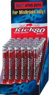 Red Bull Kick 80% 20Ml