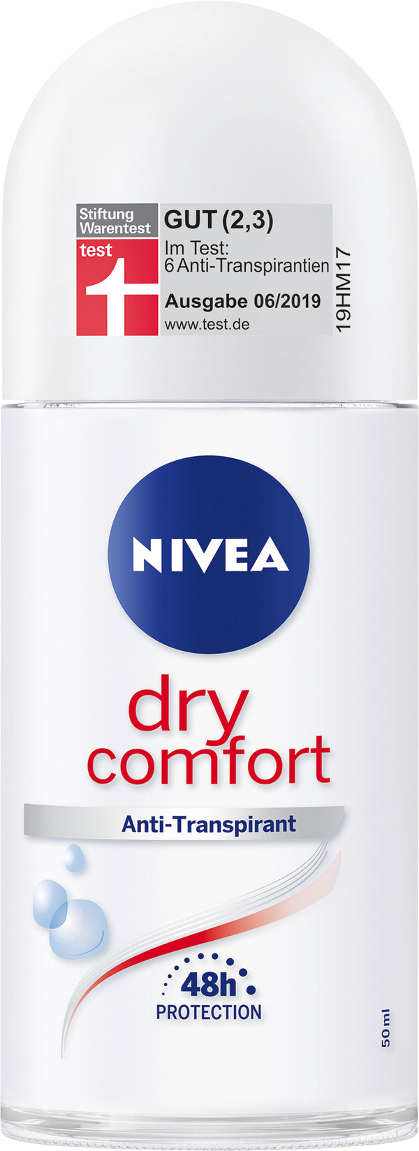 Nivea Deo Roll-On Dry Comfort 50ml