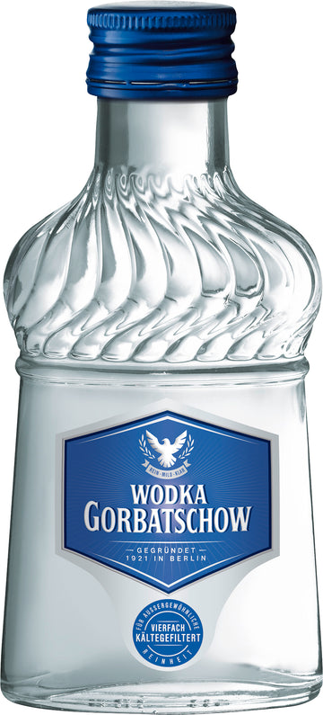 Wodka Gorbatschow 37.5% Flask 10Cl