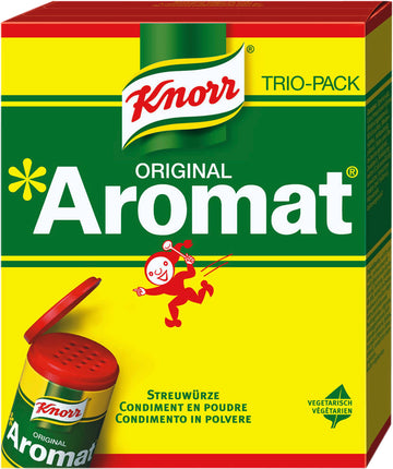 Knorr Aromat Trio-Pack 270G
