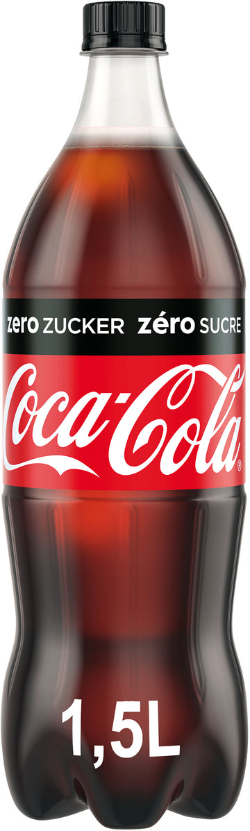 Coca Cola Zero 1.5Lt Pet