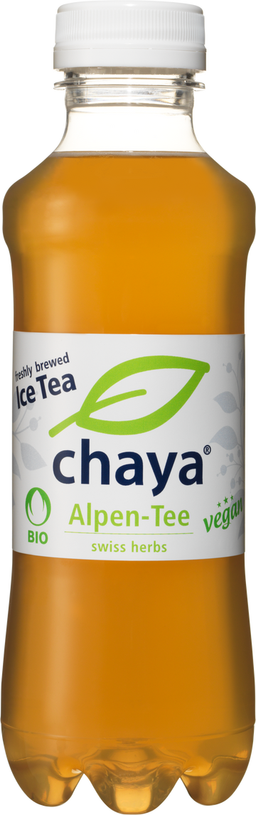 Ice Tea Chaya Bio Alp Tea 50Cl