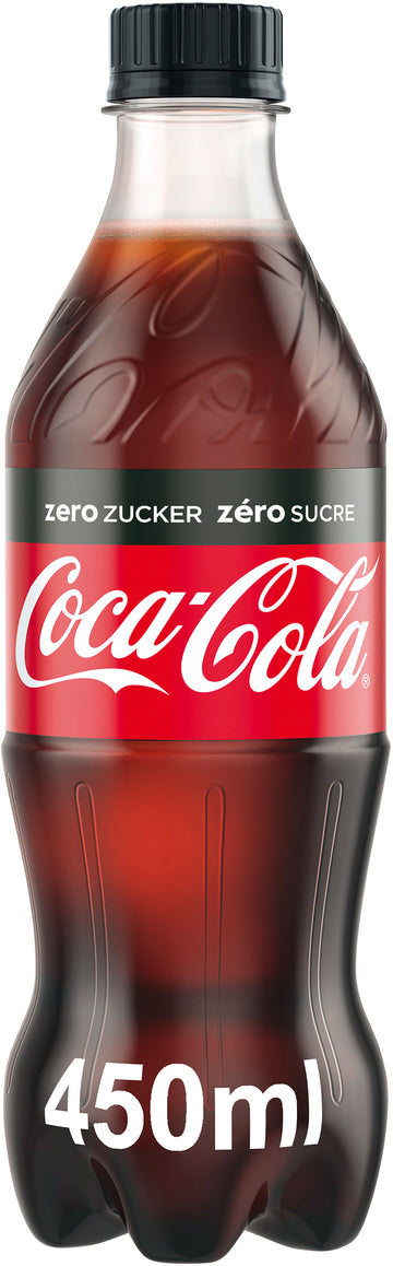 Coca Cola Zero 45Cl Pet