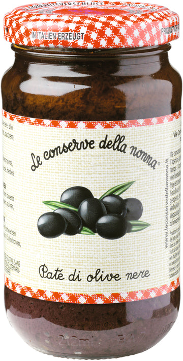 Tapenade Black Olives 190G