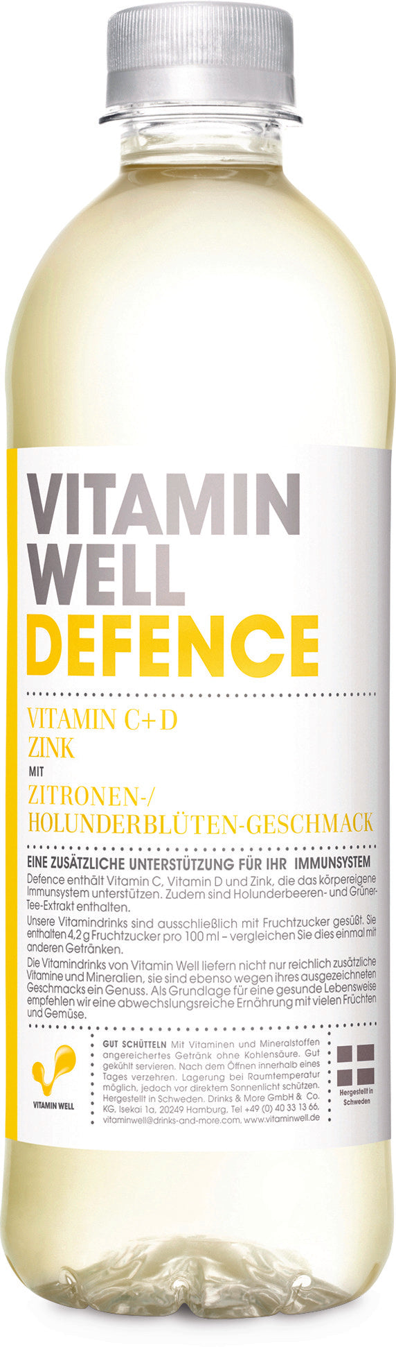 Vitamin Well Defence 50Cl