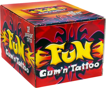 Fun Gum'N'Tattoo 4.5G