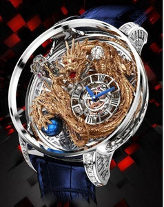 Dragon Rose Gold Astronomia Diamonds