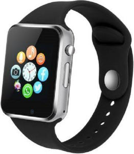 4G Smartwatch With Multi-Function black Smartwatch  (Black Strap Free Size)