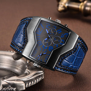 MEN'S WATERPROOF SPORT  LUXURY BRAND WATCHES