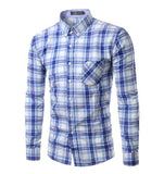 New Branded Men's Long Shirt Printed Light Jacquard Long Sleeve Fashionable Shirt Same for Men  Set of 3