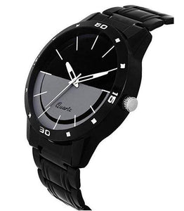 Analogue Black Dial Men's Watch