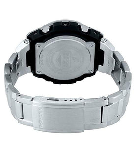 Analog-Digital Black Dial Men's Watch
