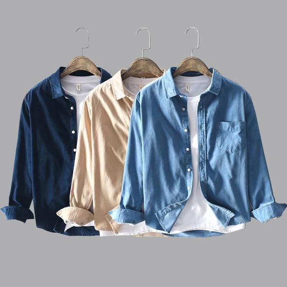 Pack of 3 Mens Casual Shirts