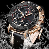 Round Water Resistant Watches