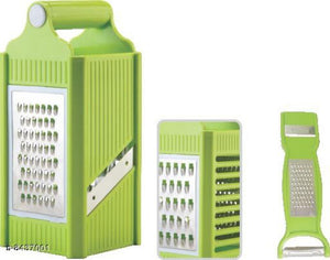 Slicers & Graters 7 in 1- Veg Slicer & Grater With Peeler