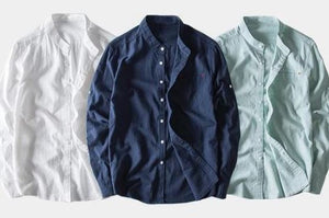 Cotton Casual Shirt Full Sleeves for Mens