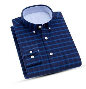 Pack of 3 Check Shirts for Men