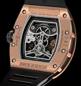 LUXURY CASUAL WATCHES ROSE TONE GENUINE AUTOMATIC WATCHES FOR MEN