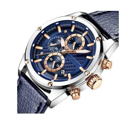 Watch Men Fashion Sport Quartz Mens Watches