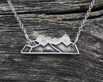 Mackenzie Jones Sterling Silver 16