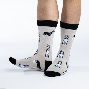 Women's Husky Crew Socks
