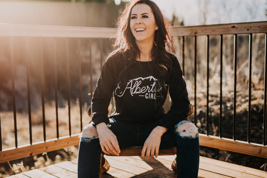 Alberta Girl Sweatshirt