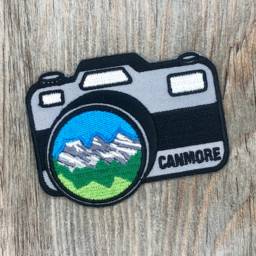 Canmore Camera Patch