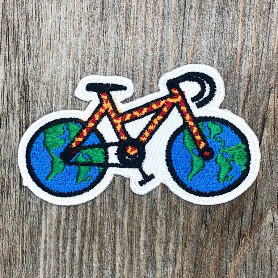 World Bike Patch