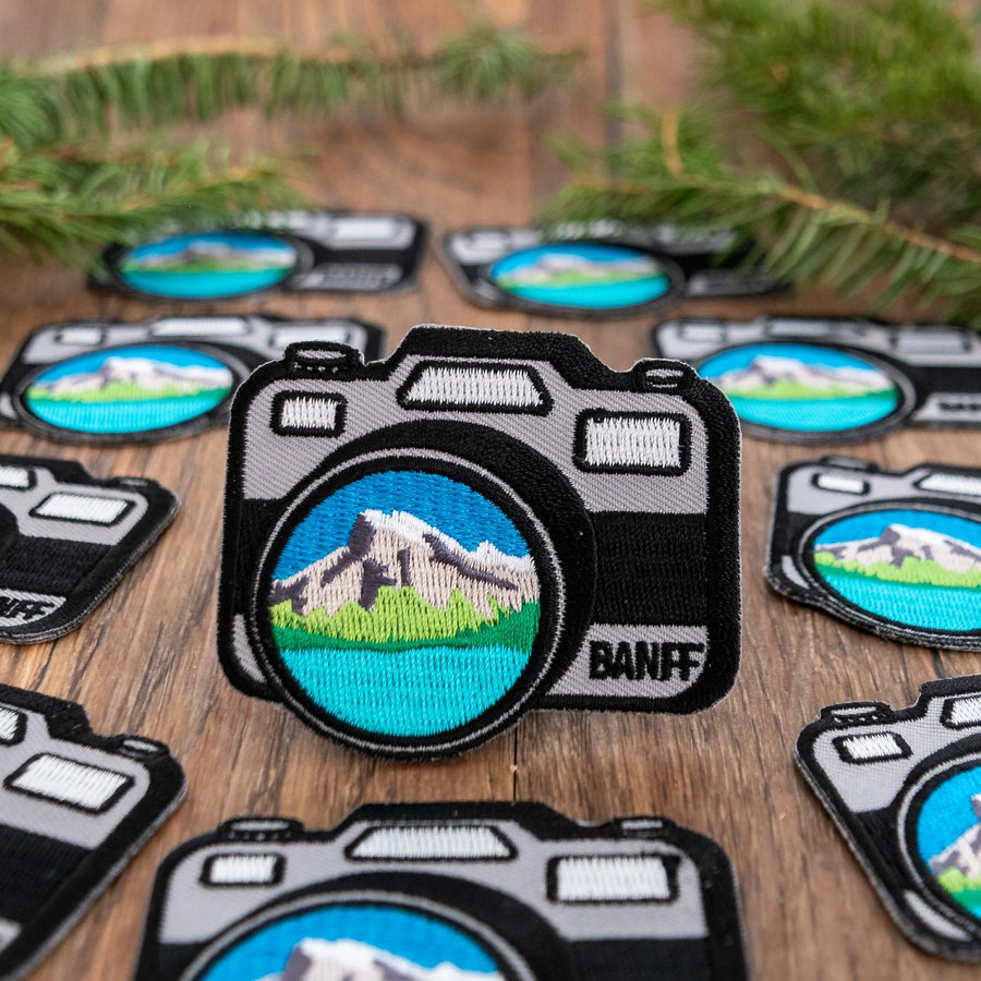 Banff Camera Patch