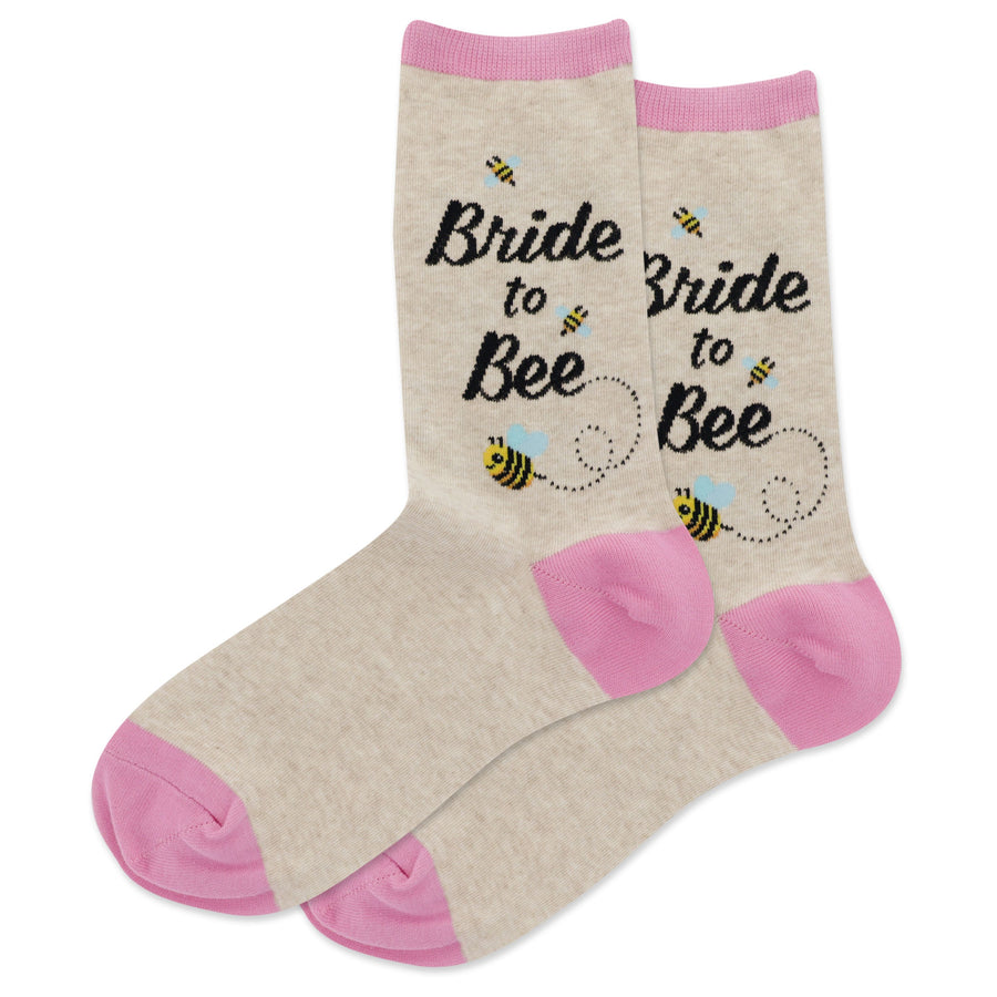 Ladies' Originals Bride to Bee Sock