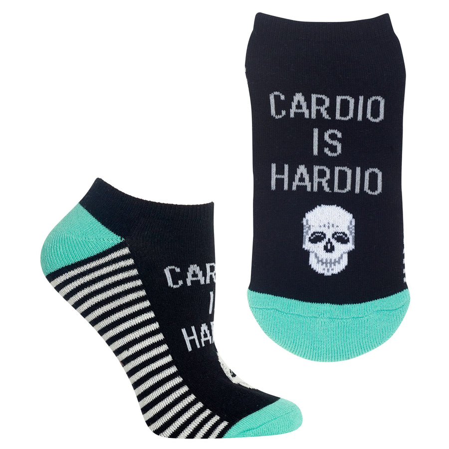 Ladies' Cardio is Hardio Ankle Sock