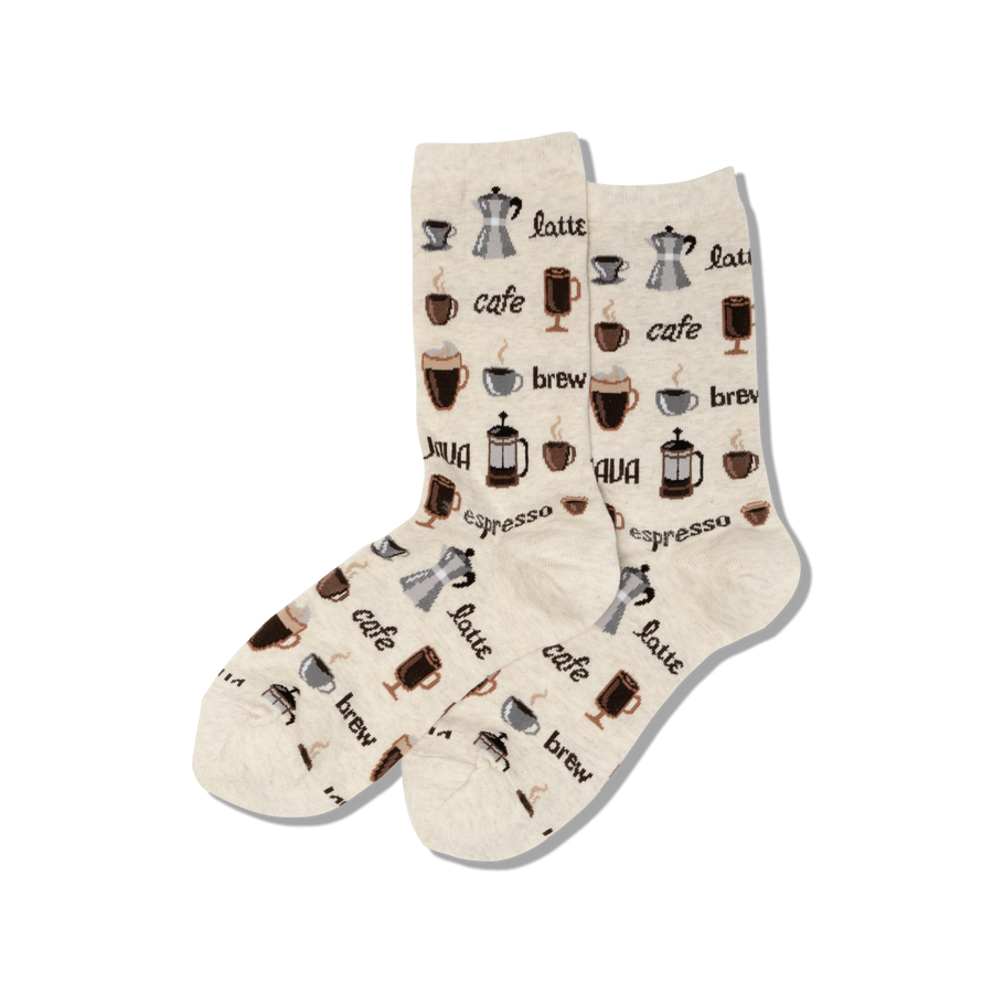 Ladies' Originals Coffee Sock