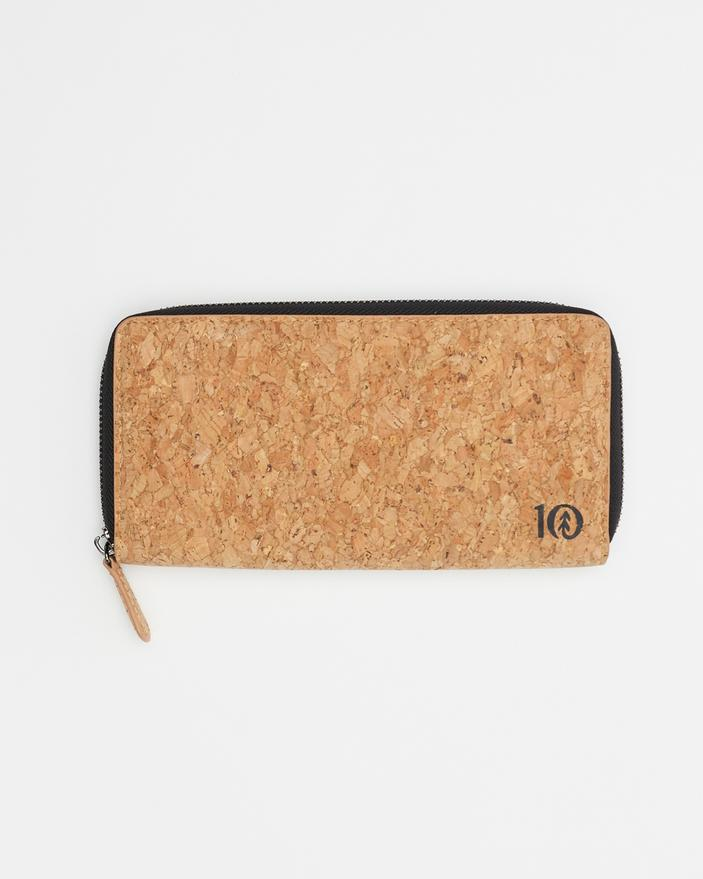 Cork Zipper Wallet EV2