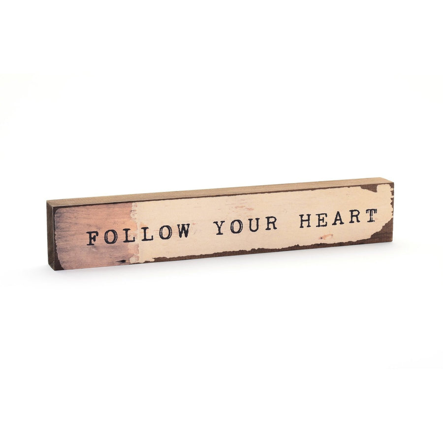Timber Bits - Follow Your Heart