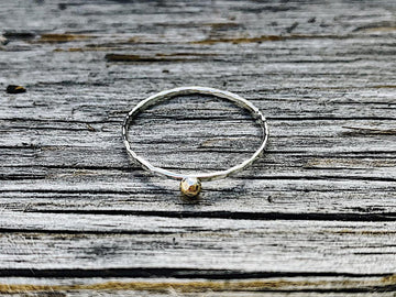Mackenzie Jones - Gold Moon Ring