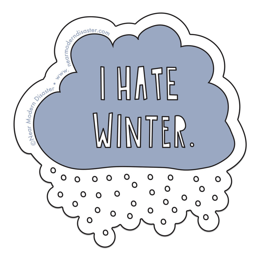 I Hate Winter - 3