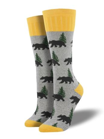 Outlands Bear Women's Boot Sock