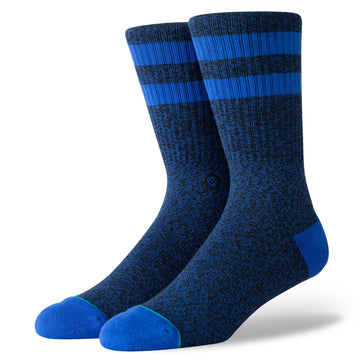 Combed Cotton Joven Sock - Cobalt Blue L