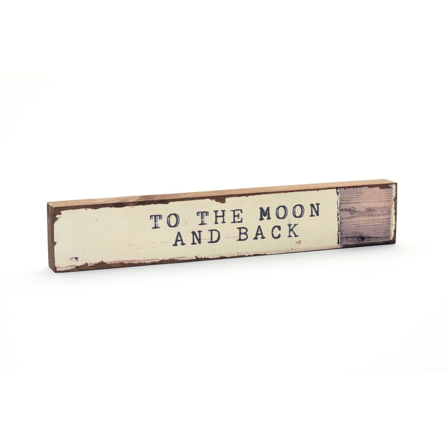 Timber Bits - To The Moon And Back