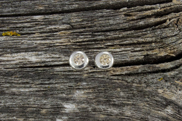 Mackenzie Jones Wild Stud Earrings - River Gem